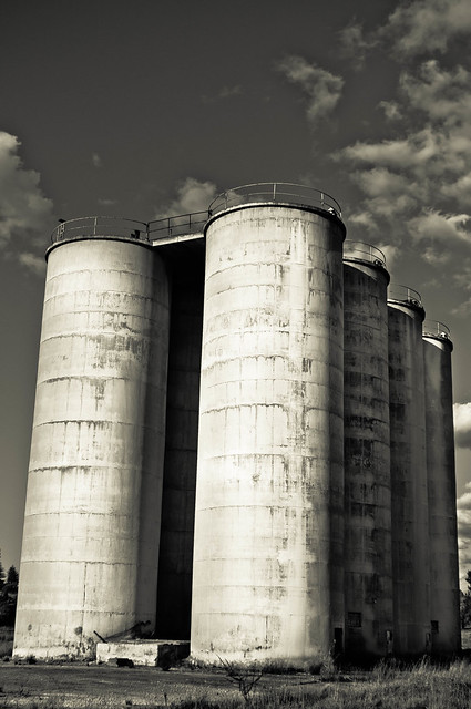 Eight Dormant Silos