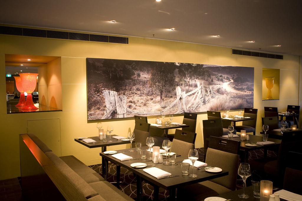 Mercure Sydney Central Hotel - Four Elements Restaurant & Bar - Sydney CBD Dining Restaurants & Bars