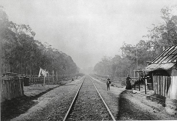 Railway Station - Toongabbie