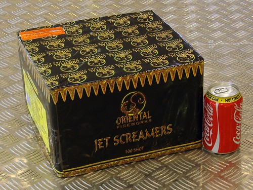 Epic Fireworks- JET SCREAMERS