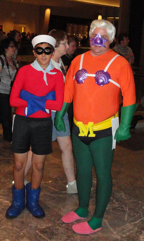 Mermaid Man u0026 Barnacle Boy  sc 1 st  Flickriver & Mermaid Man u0026 Barnacle Boy - a photo on Flickriver