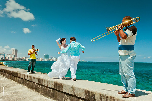 vamos a Havana - 2 day wedding day