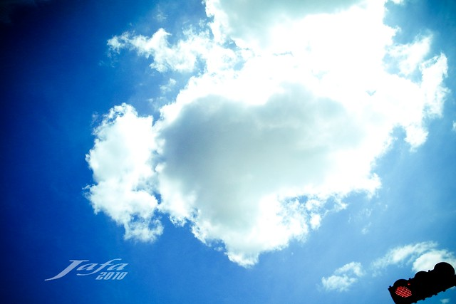 一朵白云 | flickr – 相片分享!