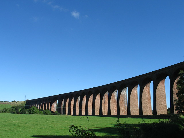 Scottish Railway Viaduct