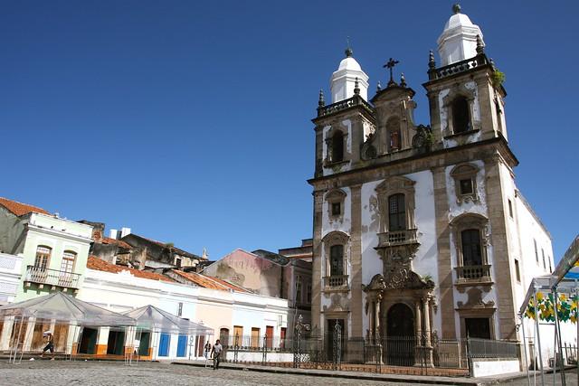 Igreja de São Pedro dos Clérigos - Recife, Brazil