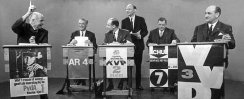 Verkiezingsdebat / Election debate