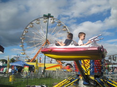 recreation, outdoor recreation, leisure, fair, amusement ride, ferris wheel, amusement park,