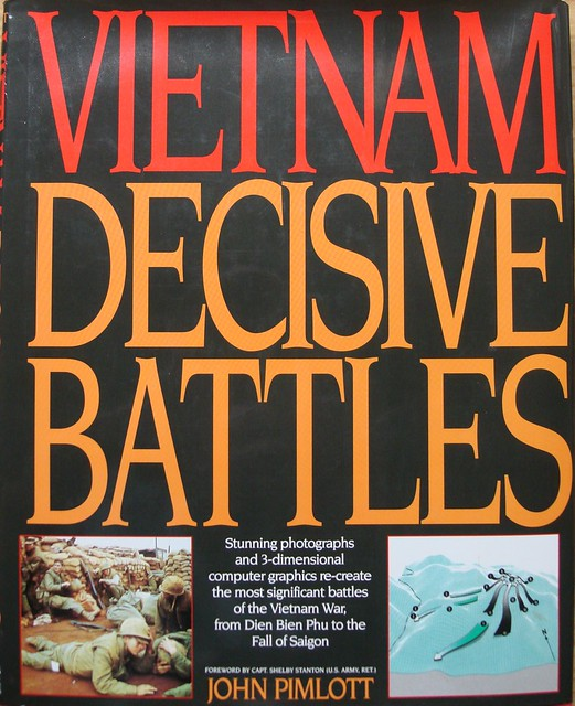Vietnam Battle Scenes