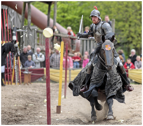Knight at Archeon