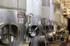 Leeuwin Estate Wine Vats