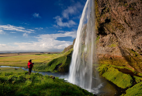 Iceland -  Seljalandsfoss: Dream Job