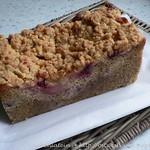 Bild zu Rezept ©Saftiger Apfel-Brombeerkuchen mit gemahlenen Haselnüssen und Zimt 001