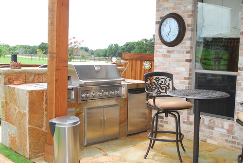 Outdoor Kitchen Argyle Texas