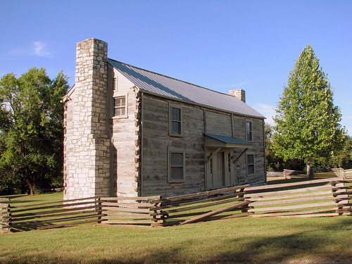 Log Cabin at Crockett Park