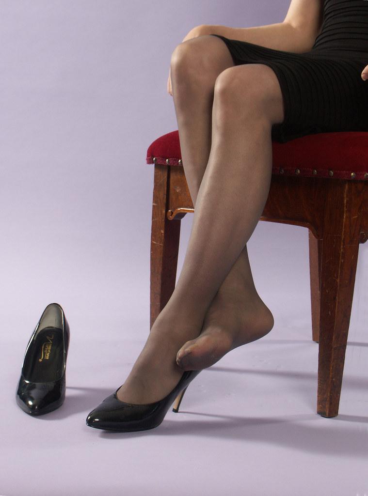 Pantyhose Foot Pantyhose Foot 13