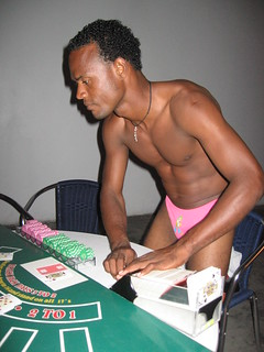 Sexy Casino Night