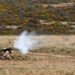 Javelin Firing during Firepower Demonstration
