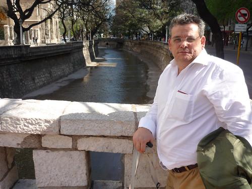 Roberto Cerrada en La Cañada - Córdoba