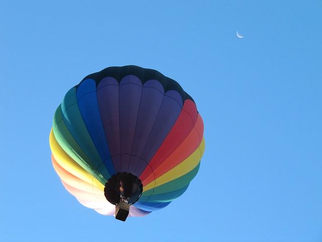 Header of Air Balloon