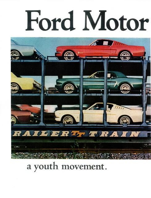 1965 ford motor company usa p1 flickr photo sharing for Ford motor company usa