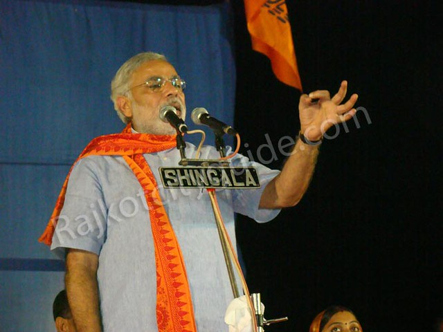 Is Narendra Modi spiritual