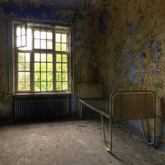 A place to rest - L Mental Hospital