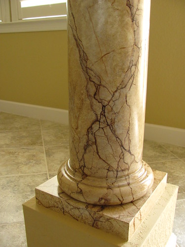 Art faux wall designs faux finishing marble painted for How to paint faux marble wall