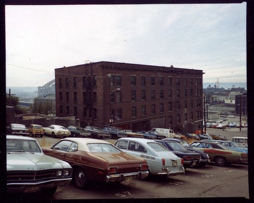Alki Hotel from Washington, c 1974