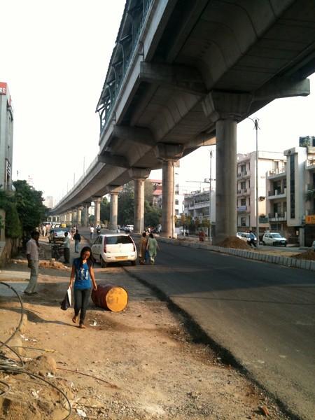 Impressions of Delhi
