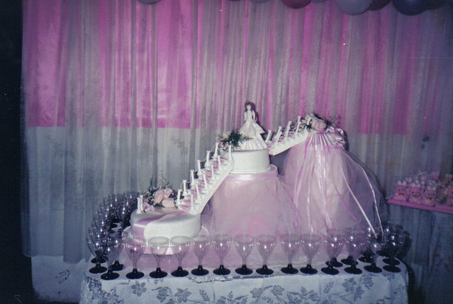 Torta para 15 Años en Rosa. | Flickr - Photo Sharing!