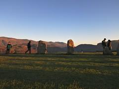 Couples at Castlerigg Stone Circle