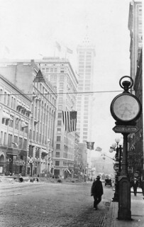 Second and Columbia, c. July 1914