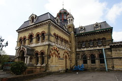 Abbey Mills Pumping Station A.