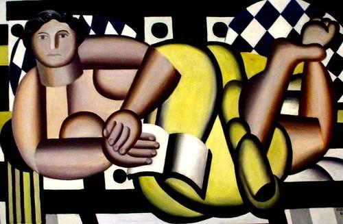 Leger ~ Chicago Institute of Art