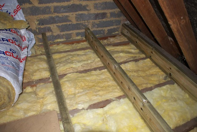 Peplers in rye eco refurbishment insulating the loft - Key steps removal asbestos roofs ...