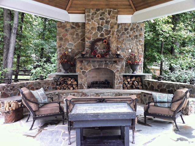 5082214136 619c126b5a for Gazebo with fireplace