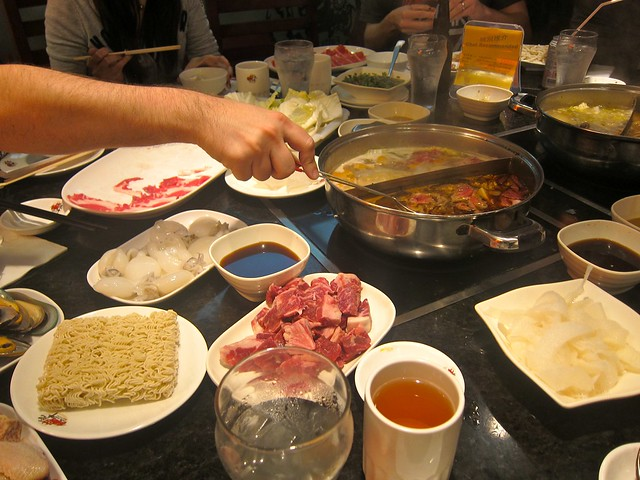 Fatty Cow Seafood Hot Pot | Vancouver, BC