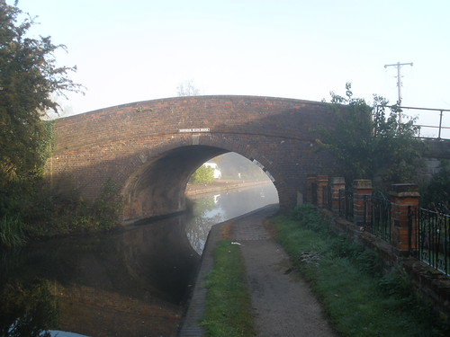 Bodymoor Heath Bridge