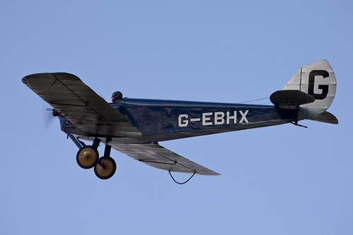 De Havilland DH53 Humming Bird G-EBHX