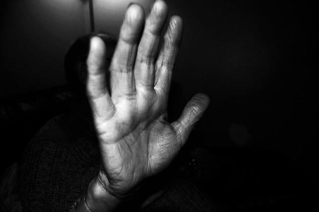 Grandads Hand
