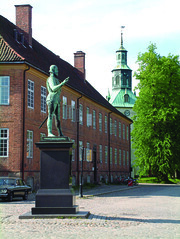 King Frederik ll, the old town, Fredrikstad