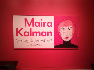 Brave New World Maira Kalman