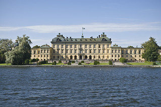 Imagine de Drottningholm Palace. swedish palaces drottningholm