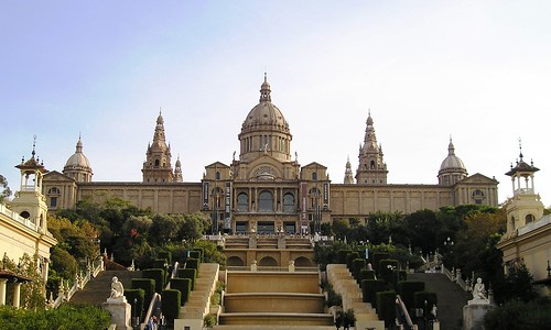 Montjuic Palace, Barcelona