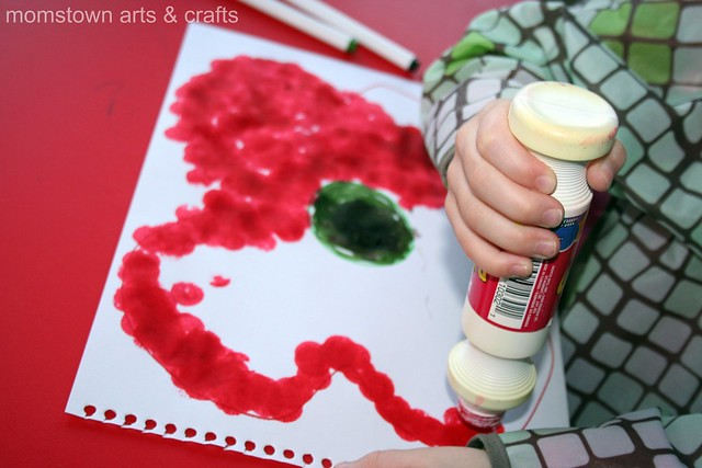 Remembrance Day Poppy Craft
