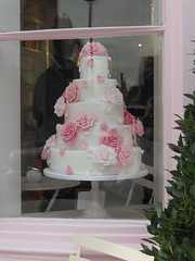 My visit to Peggy Porschens cake parlour, London