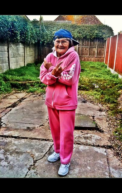 Hip Hop Granny 78