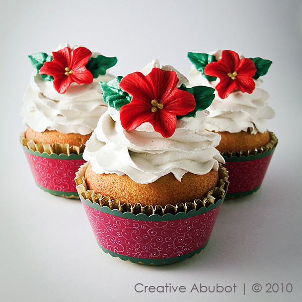 Decorating A Cupcake High Heel Shoe