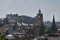 Edinburgh Castle etc.