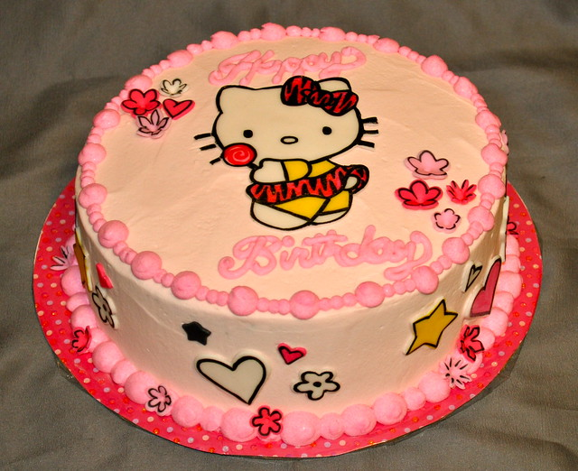 Hello Kitty Cakes At Walmart Pictures To Pin On Pinterest